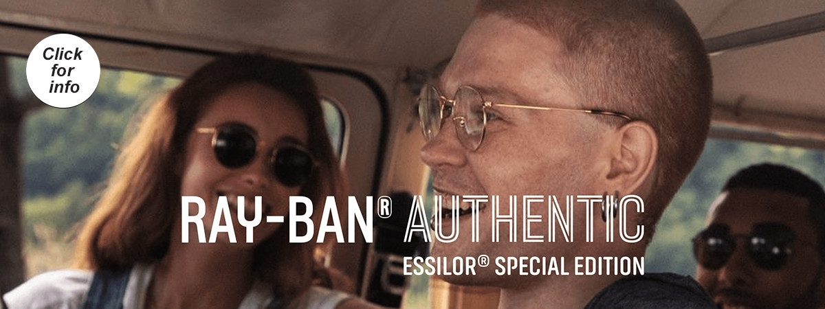 click for more on Ray Ban Authentic